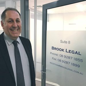 Our Solicitor - Alan Brook